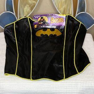 Batgirl 🦇 Bustier Costume
